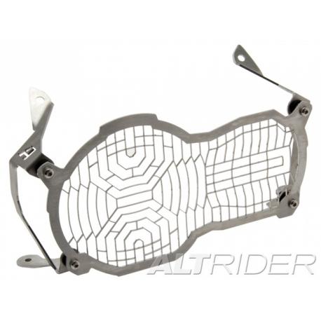 Kryt předního světla Altrider pro R1250GS/A, R1200GS/A LC 2013-2018, stříbrný