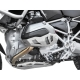 Kryty hlav válců Ibex pro R1200GS LC 2013-2018, stříbrné