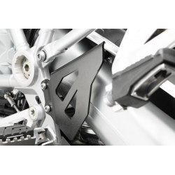 Kryty zadní brzdové pumpy a kardanu SW-Motech pro BMW R1250GS/A, R1200GS/A LC 2013-2018