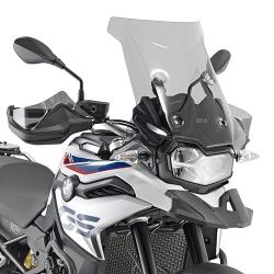 Plexi Givi/Kappa 44cm pro BMW F850GS, kouřové