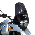 Cestovní plexi Ermax 46cm pro BMW R1150GS, tmavě kouřové