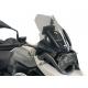 Standardní plexi WRS 38cm pro BMW R1250GS/A, R1200GS/A LC 2013-2018, lehce kouřové