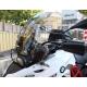 Plexi WRS 41cm s průduchem pro BMW F700GS, lehce kouřové