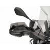 Skvěle funkční a designově povedený doplněk od Puig proBMWR1250GS/Adventure 2018+, R1200GS/Adventure LC 2013-2018, F850GS/Adventure, F800GS Adventure a F750GS.Zlepšená ochrana proti větru a dešti. Montuje se společně s originální blástry. V balení set (2ks) na obě strany. Barva: tmavě kouřová