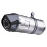 Zadní tlumič výfuku LeoVince One Evo2 Stainless Steel proF800GS, F700GS, F650GS2008-2012. Vyrobeno s použitím carbonu. Vyjímatelný DB killer. Homologováno pro provoz v EU Hmotnost: 2,9kg (originál 4,78kg)