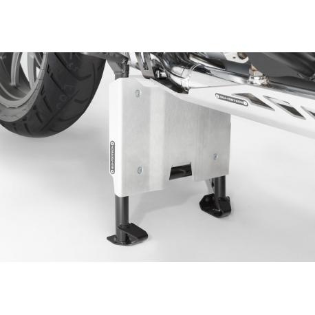 Kryt motoru na hl.stojan SW-Motech pro BMW R1250GS/A, R1200GS/A LC 2013-2018, stříbrný