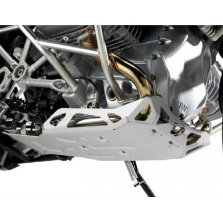 Hliníkový kryt motoru BMW pro R1200GS/A LC 2013-2018, stříbrný