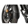Prodloužení předního blatníku od zn. Puig pro BMW F750GS. Montuje se pomocí přiložených plastových nýtů. Prodloužení předního blatníku je navrženo tak aby co nejefektivněji chránilo motocykl od odlétávajících nečistot z předního kola Chrání motor a svody ABS plast prodlouží blatník o 11,5cm