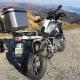 Hliníkový topcase Givi Trekker Dolomiti 46l, stříbrný