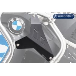Doplňkové kryty nádrže rozšíření Wunderlich originálního padacího rámu BMW R1200GS Adventure LC 2014-2018, černé