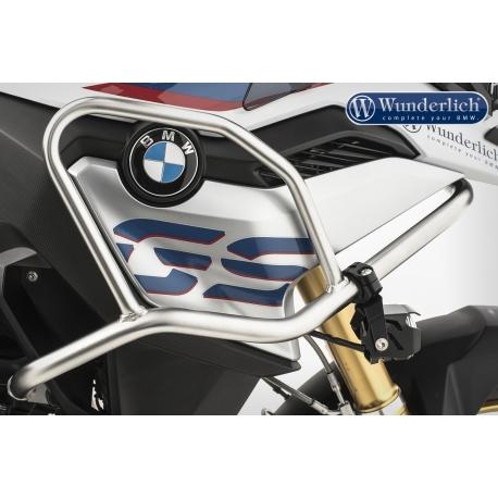 Nerezový horní padací rám Wunderlich pro BMW F850GS