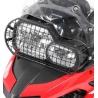 Ocelový kryt předního světla Hepco Becker pro BMW F700GS, F650GS 2008-2012