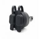 2x USB zásuvka Plug and Play místo originální malé pro BMW GS