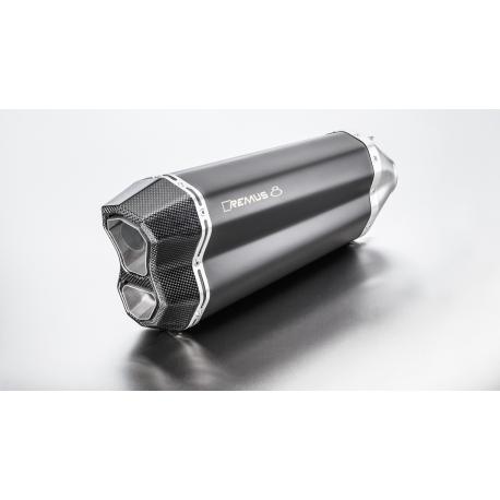 Výfuk Remus 8 Black pro R1250GS/A LC 2018+
