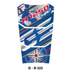 Tankpad na nádrž pro R1250GS Adventure 2018+, modrý