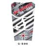 Tankpad na nádrž pro R1250GS Adventure 2018+, bílo-šedý