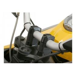 Zvýšení řidítek o +30mm SW-Motech pro R1200GS Adventure 2006-2013, R1200GS 2004-2007, F800GS Adventure, černé