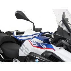 Výztuha blasterů Hepco Becker pro R1250GS/A 2018+, modré