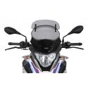 Plexi MRA VarioTouring 36cm pro BMW G310GS, lehce kouřové