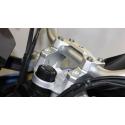 Zvýšení řidítek o 30mm nahoru, 25mm dozadu pro BMW F850GS/A