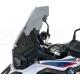 Plexi WRS 44cm pro BMW F750GS, lehce kouřové