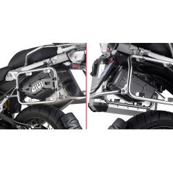 Držák toolboxu Givi/Kappa KS250 pro originální nosiče R1250GS Adventure, R1200GS Adventure LC 2014-2018