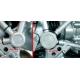 Krytky do rámu pro BMW R1200GS/A 2004-2013