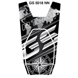 Tankpad na nádrž pro R1250GS 2018+, černo-bílý