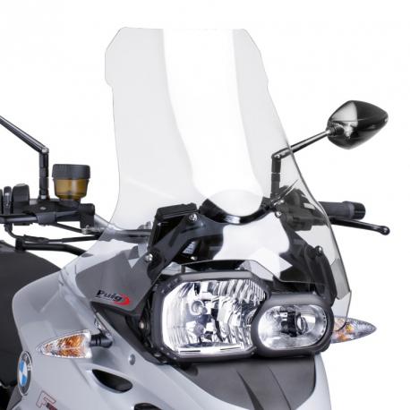 Cestovní plexi Puig 41cm pro BMW F700GS, čiré