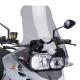 Cestovní plexi Puig 41cm pro BMW F700GS, lehce kouřové