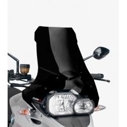 Cestovní plexi Puig 41cm pro BMW F700GS, černé