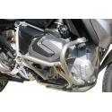 Klasický spodní padací rám Heed pro BMW R1250GS 2018+, stříbrný