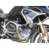 Velký padací rám Heed pro BMW R1250GS 2018+, stříbrný