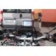 Sportovní plexi WRS 43cm pro BMW R1200GS/A 2004-2012, kouřové