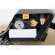 ALU toolbox pod SPZ pro BMW R1250GS/A, R1200GS/A LC 2014-2018, černý