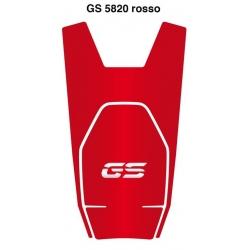 Tankpad na nádrž pro R1250GS, R1200GS LC 2013-2018, červený