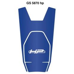 Tankpad s motivem HP na nádrž pro R1250GS, R1200GS LC 2013-2018, modrý