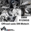 Velká offroad sada SW-Motech pro R1250GS 2018+