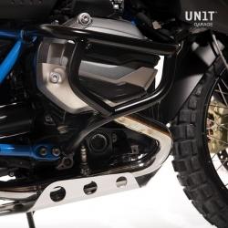 Zesílený spodní padací rám Unit Garage pro R1200GS LC 2013-2018, černý