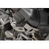 Ochranné kryty víka ventilů SW-Motech pro R1250GS/A 2018+, stříbrné