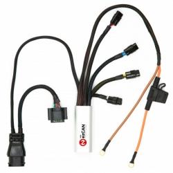 HEX ezCAN GEN II - správce elektro příslušenství pro F800GS/A, F700GS, F650GS 2008+