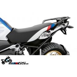Rallye sedadlo pro R1250GS/A, R1200GS/A LC 2013-2018, trikolora