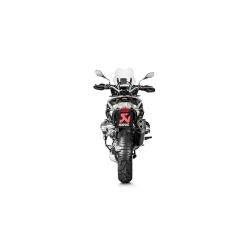 Výfuk Akrapovič Titanium Black pro R1250GS/A LC 2018+