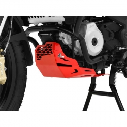 Kryt motoru Ibex pro BMW G310GS, červený