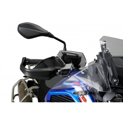 Rozšiřující deflektory Puig pro BMW F850GS/A, F750GS, lehce kouřové