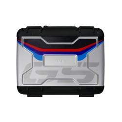 "Samolepka ""GS"" na Vario kufry pro R1200GS 2004-2012"