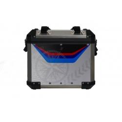"""Samolepka """"Navigator"""" na originální ALU boční kufr pro R1250GS ADV 2018+, R1200GS ADV LC 2014-2018, R1200GS ADV 2006-2013"""