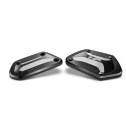 Víčka nádobek spojky a brzdy BMW HP pro R1250GS/A, R1200GS/A LC 2013-2018