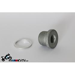 Vypouštěcí šroub motorového oleje R1200GS/A 2004-2012, R1150GS/A, R1100GS
