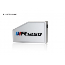 ALU toolbox pro BMW R1250GS Adventure, stříbrný